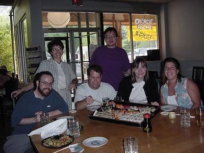 Rich's Birthday Trip to Charlottesville