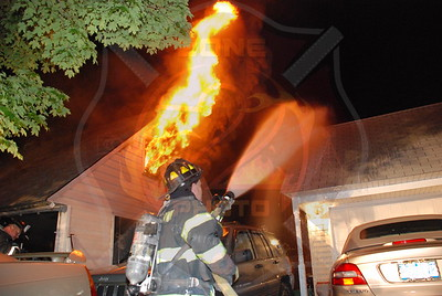 Levittown F.D. Signal 10 437 Blacksmith Rd. 5/15/08