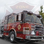 Levittown F.D. Wet Down For Engines 622 & 625
