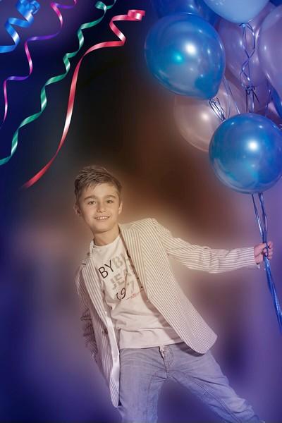 Levon's Birthday