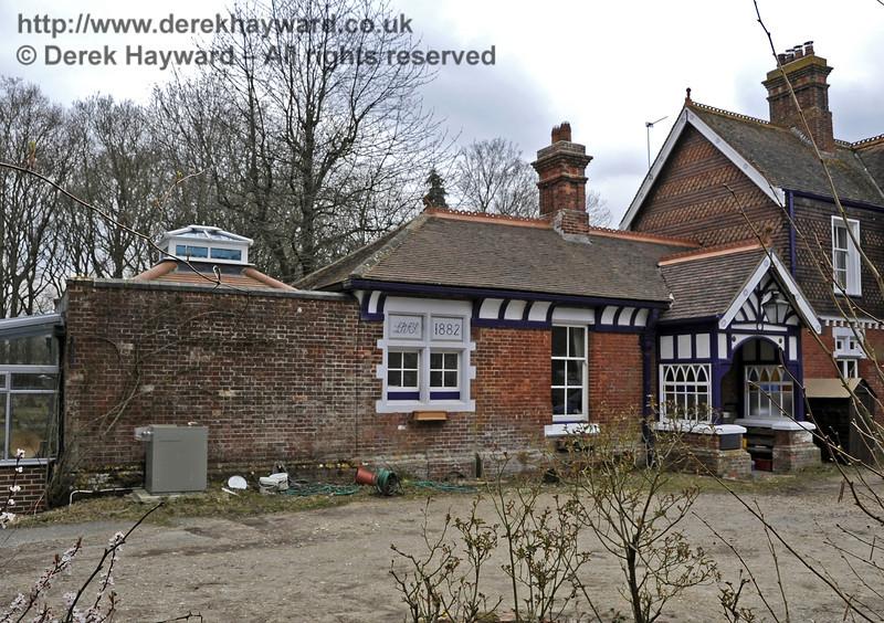Barcombe Station.  03.04.2013  6552
