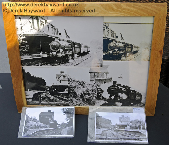 Photographs of the station held by the owners. Newick & Chailey 28.07.2014 11340