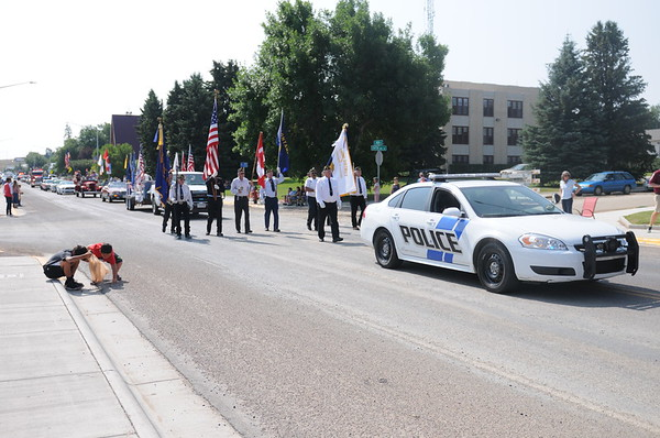 Lewis and Clark Day Parade