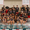 Lewis Swim Team Action