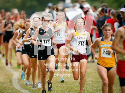 9.20.2013 - Lewis Women's XC at ND Invite