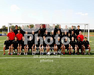 2012 Lewis Men's Soccer Team
