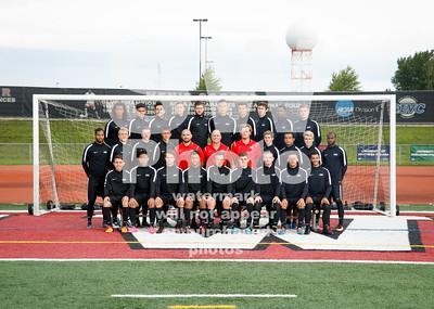2016 Lewis Men's Soccer Team