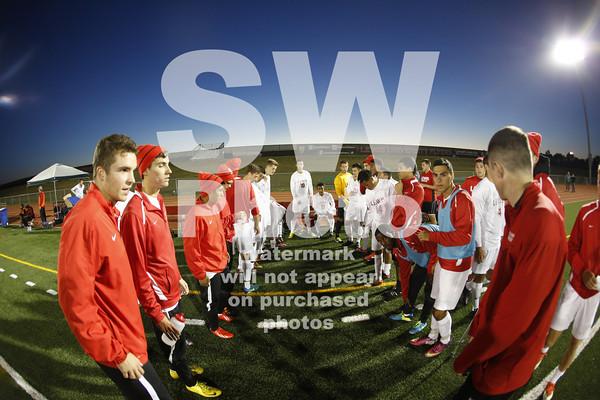 9.16.2013 - Lewis Men's Soccer vs. UIndy