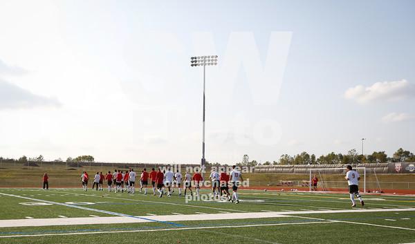 9.28.2013 - Lewis Men's Soccer vs. McKendree