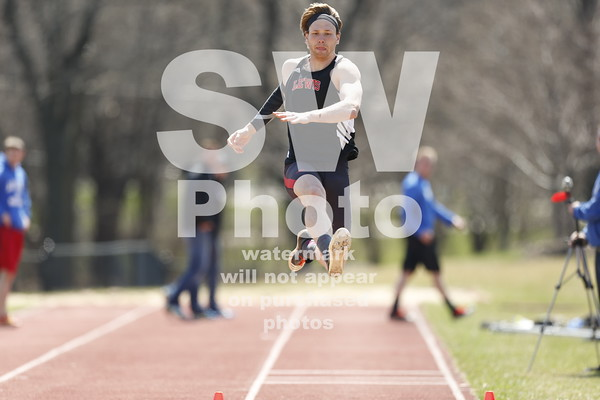 4.10.2015 - Lewis Track at Chicagoland Meet