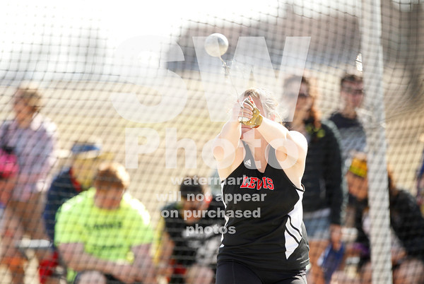 4.11.2014 - Lewis Track at Chicagoland Meet