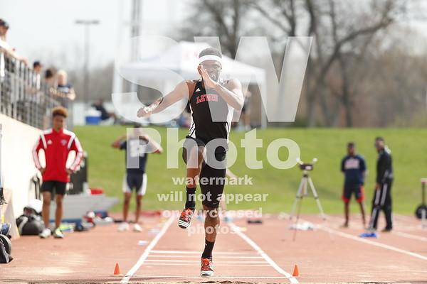 4.15.2017 - Lewis Track at BU Invite