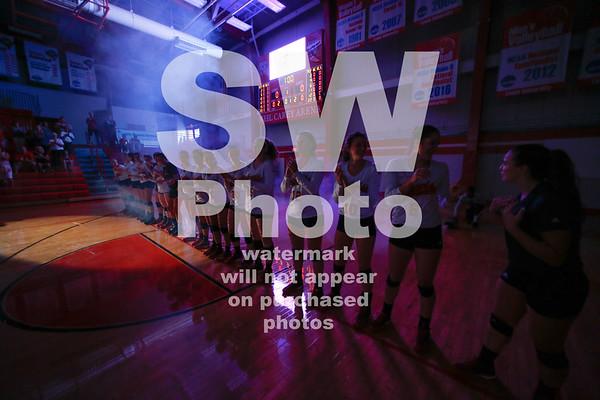 9.16.2017 - Lewis Women's Volleyball vs. Rockhurst