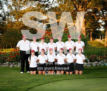 2015-16 Lewis Women's Golf Team