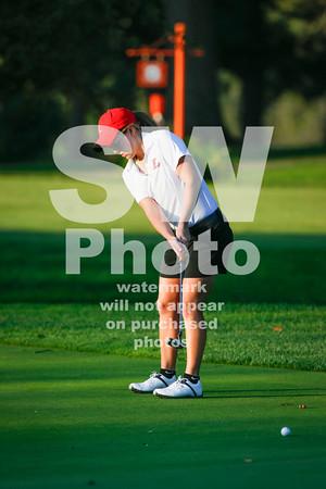 2015-16 Lewis Women's Golf Action