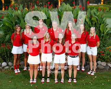2016-17 Lewis Women's Golf Action
