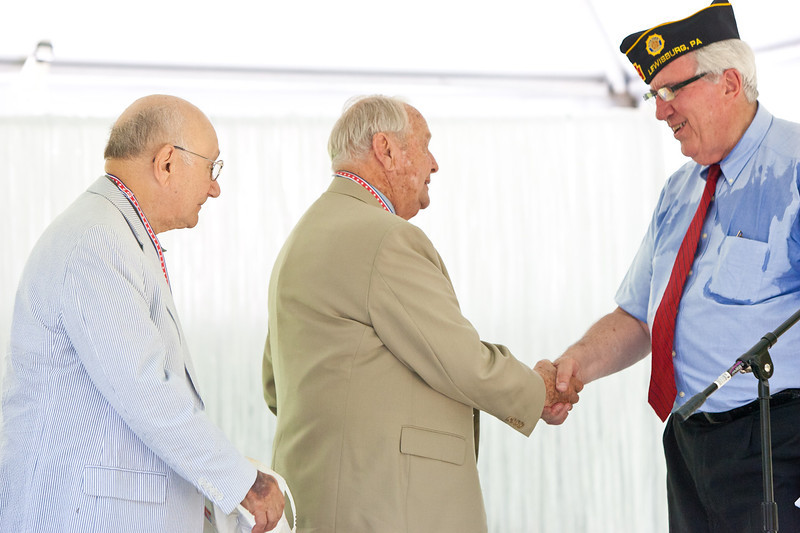 Union County Veterans Recognition Ceremony