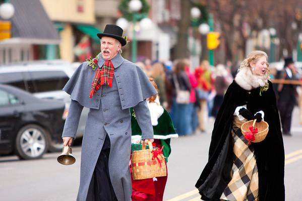 Victorian Parade Dec 04, 2010