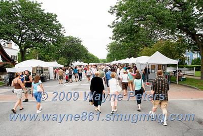 2009 Lewiston Art Festival