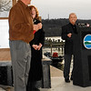 Lewiston, boat launch dedication