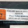 Niagara River Anglers Association 2014 Steelhead Derby in Lewiston, NY.