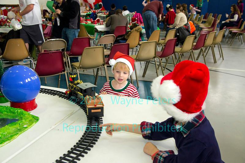 Lewiston Christmas Walk, December 1, 2012 in Lewiston, NY.