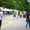 Lewiston Garden Festival, June 26, 2011, on Center Street in Lewiston, NY.