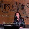 Christina Custode at Hops-N-Vines Lounge, December 19, 2014 in Lewiston, NY.