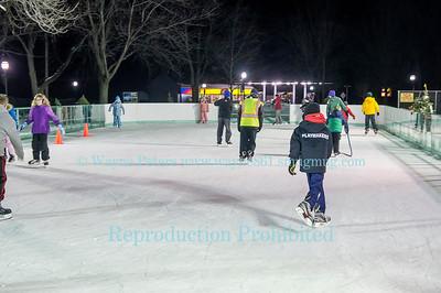 Ice Skating, Opening Night 2013