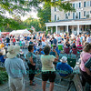 The 2012 Jazz Festival in Lewiston, NY.