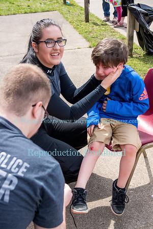 Lewiston Police Explorers Easter Extravaganza 2017