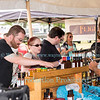 Niagara USA Wine Festival, July 31, 2016 in Academy Park, Lewiston, NY.