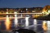 Androscoggin River by the Light of the Moon