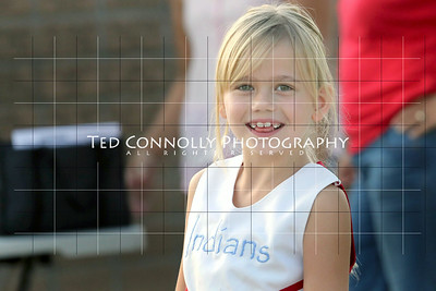 Red & White Scrimmage Lewistown Football 8-22-2014