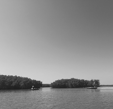 Ponce Inlet Kayaking 2016