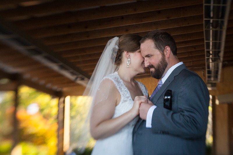 Christy & Bryan's wedding day at Equus Run Vineyards, Lexington, KY 9.27.14.