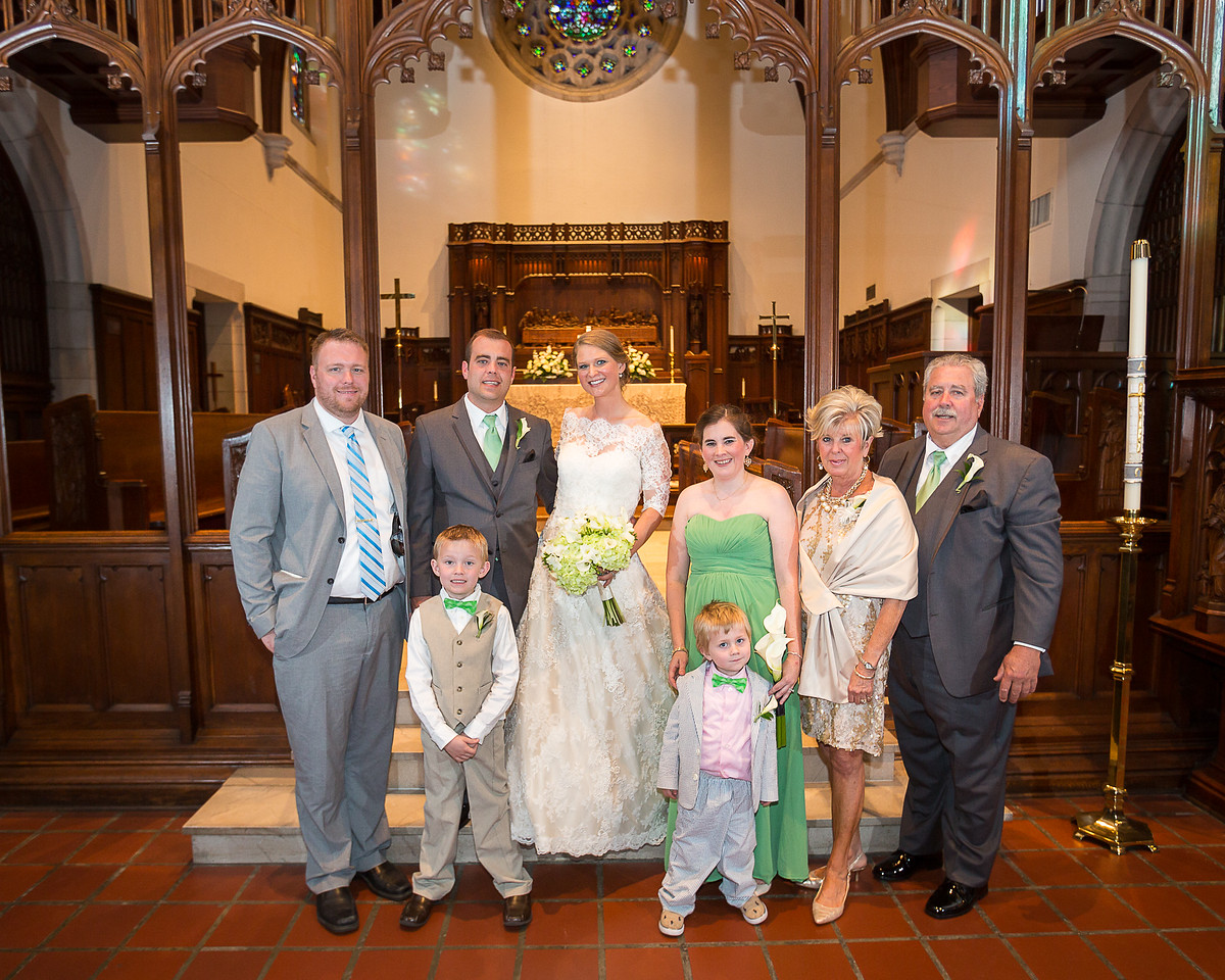 Katie & Will's wedding day at Good Shepherd Episcopal & the Signature Club, Lexington, KY 5.9.15.
