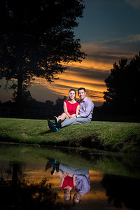 Kenlyn & Patrick at Lexington Country Club.