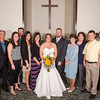 Misty & Mitch's wedding day at Tates Creek Baptist Church, Richmond, KY 9.13.14.
