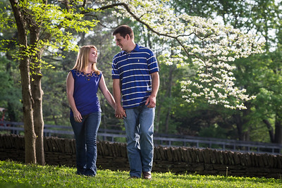 Tarrah & Dan's engagements in the Pisgah Road area of Lexington 5.06.14.