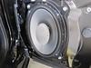 "Speaker adapter bracket   from  <a href=""http://www.car-speaker-adapters.com/items.php?id=SAK037""> Car-Speaker-Adapters.com</a>   installed on door."