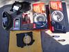 """Aftermarket speakers, Speaker adapter brackets  from  <a href=""""http://www.car-speaker-adapters.com""""> Car-Speaker-Adapters.com</a>   , and installation tools displayed"""