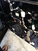 RF Panel off factory speaker still in
