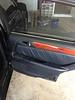 Right rear door before install