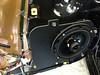 LR Speaker installed close up