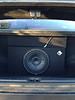 Rockford Fosgate subwoofer in trunk