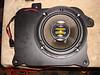"Pioneer TS-D1602R speaker mounted to speaker adapter from   <a href=""http://www.car-speaker-adapters.com/items.php?id=SAK003""> Car-Speaker-Adapters.com</a>"