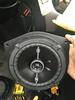 "Aftermarket speaker mounted to speaker adapter     from  <a href=""http://www.car-speaker-adapters.com/items.php?id=SAK036""> Car-Speaker-Adapters.com</a>"