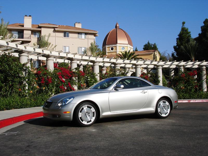 1  2002 Lexus SC 430