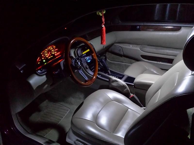 Interior of SC300